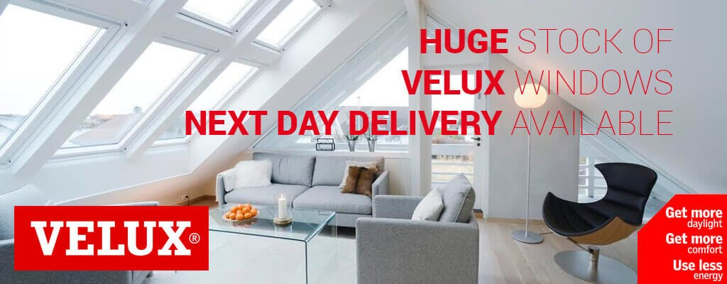 VELUX Windows and Flashings
