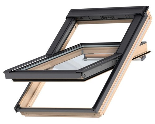 velux ggl pine centre pivot roof windows extons roofing supplies. Black Bedroom Furniture Sets. Home Design Ideas