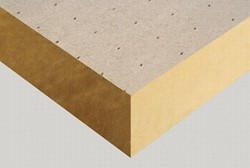 Felt Backed Flat Roof Rigid Insulation Boards