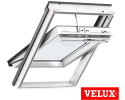 VELUX GGU White Polyurethane INTEGRA® Windows