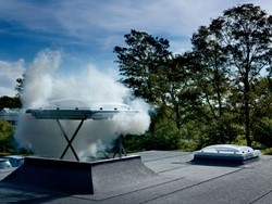VELUX CSP Flat Roof Smoke Ventilation