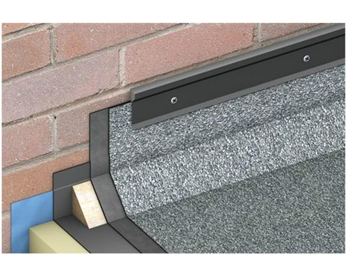 Black Grp Termination Bars Gf62 Extons Roofing Supplies