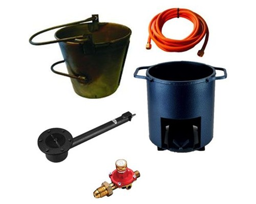 Asphalt Patching Pot Kit Extons Roofing Supplies