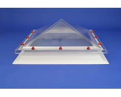 Whitesales Roof Domes For Flat Roofs Extons Roofing Supplies