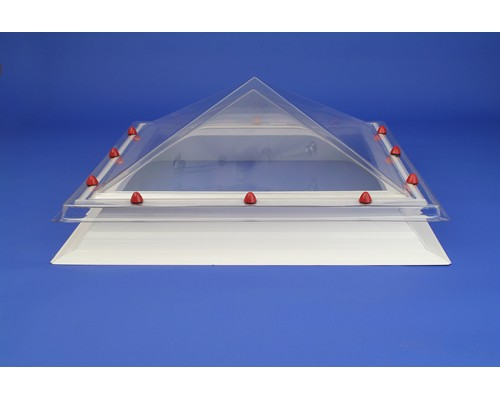 Whitesales Fixed Pyramid Em Dome Extons Roofing Supplies