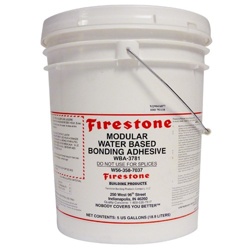 Firestone Waterbased Adhesive