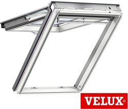 VELUX GPL White Painted Top-Hung Roof Windows