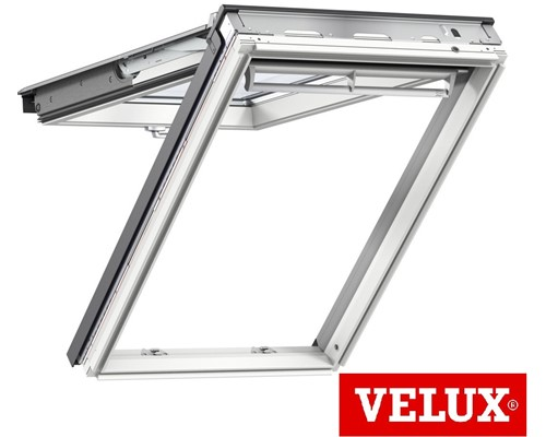 velux gpl white painted top hung roof windows extons roofing supplies. Black Bedroom Furniture Sets. Home Design Ideas