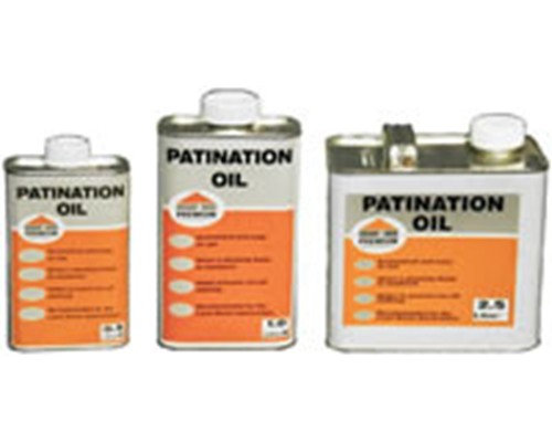Patination Oil Extons Roofing Supplies