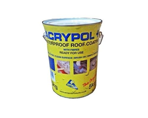 Acrypol Waterproof Roof Coating Extons Roofing Supplies