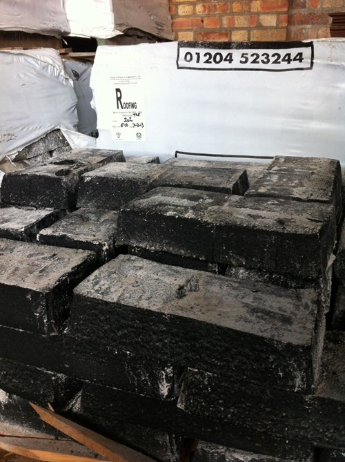 T- Grade Roofing Asphalt Blocks