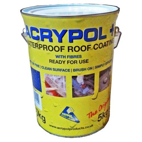 Acrypol + Waterproof Roof Coating