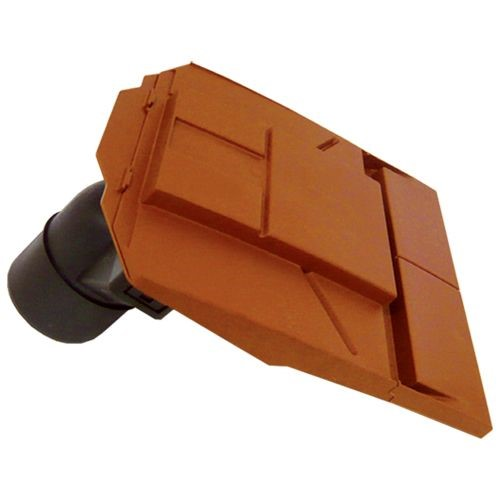Ubbink UB37 Plain Tile Vent with 100mm Pipe