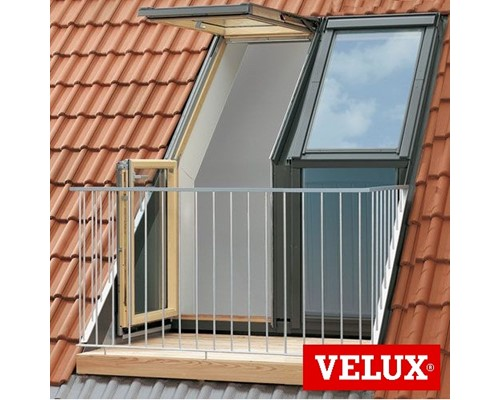Velux Roof Terrace Extons Roofing Supplies