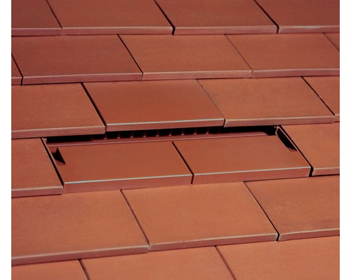 Ubbink Ub37 Plain Tile Vent With 100mm Pipe Extons