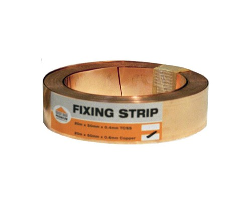 Copper Strip 50mm X 20mtr Extons Roofing Supplies