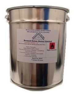 Dugganite Light Grey Solar Reflective Paint