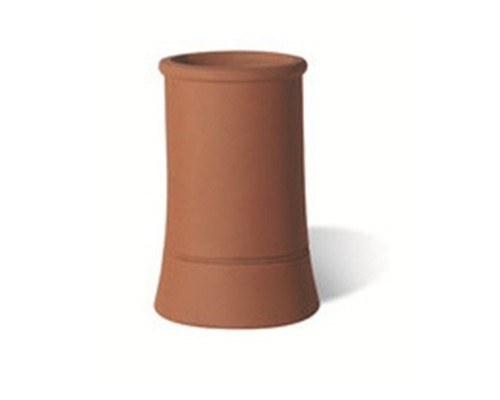 Redbank Roll Top Chimney Pots Extons Roofing Supplies