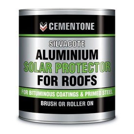 Silvercote - Aluminium Solar Protector for Roofs