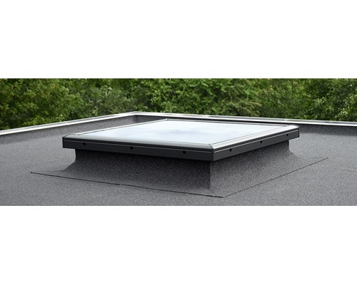 velux cfp fixed flat glass roof window extons roofing. Black Bedroom Furniture Sets. Home Design Ideas