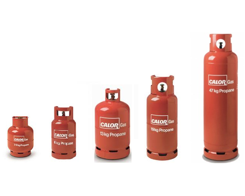 Calor Propane Gas Extons Roofing Supplies