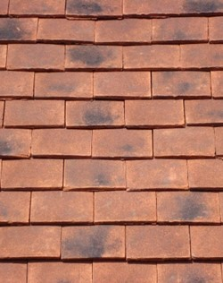 Keymer Shire Hand Made Plain Tiles
