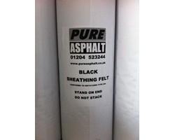 Asphalt And Bitumen Roofing Materials Extons Roofing