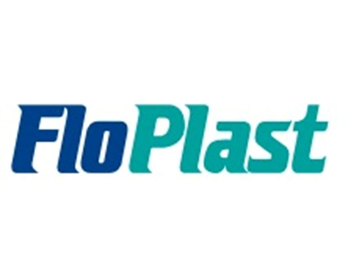 Floplast 115mm Hi Cap Deepflow Gutter Internal Stopend